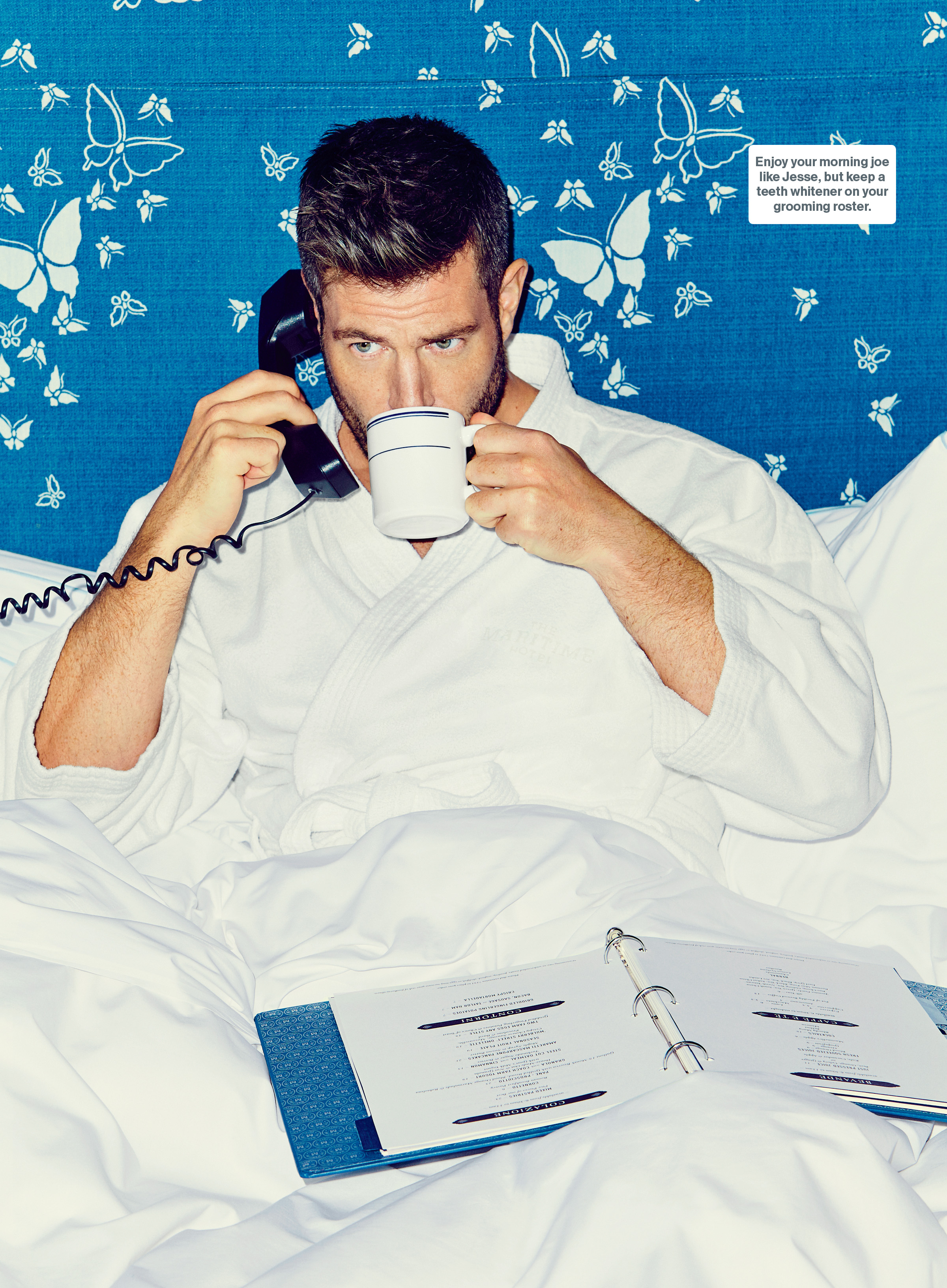 MH Grooming Awards Presented by Jesse Palmer