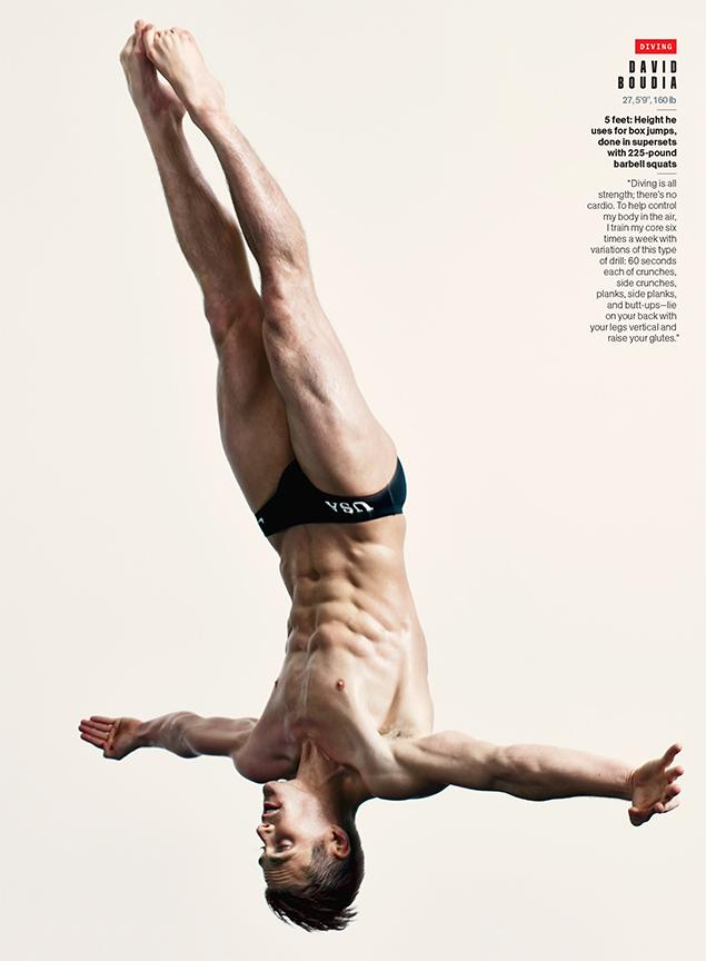 David Boudia, Olympian- Diving