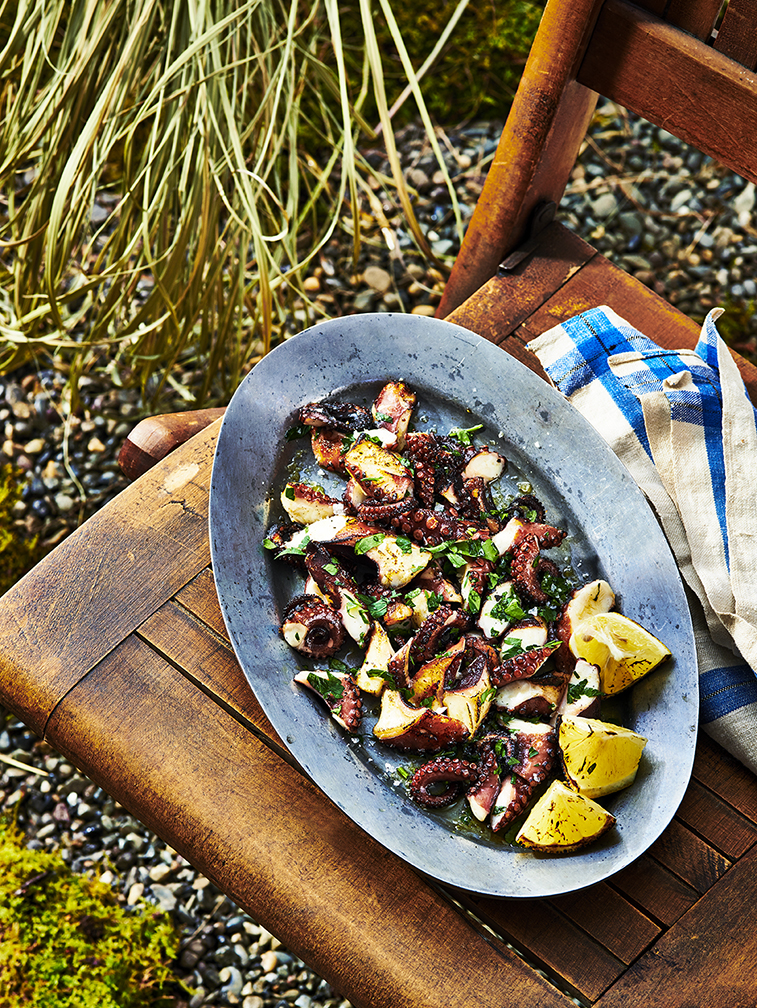 Seafood Grilling Made Easy