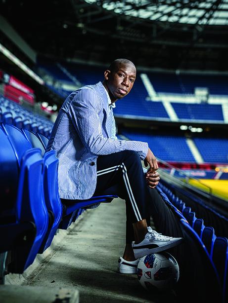 Bradley Wright-Phillips, NY Red Bull's Striker
