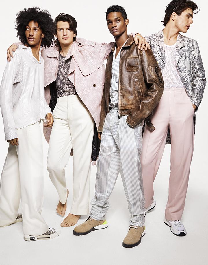 Esquire: Dior