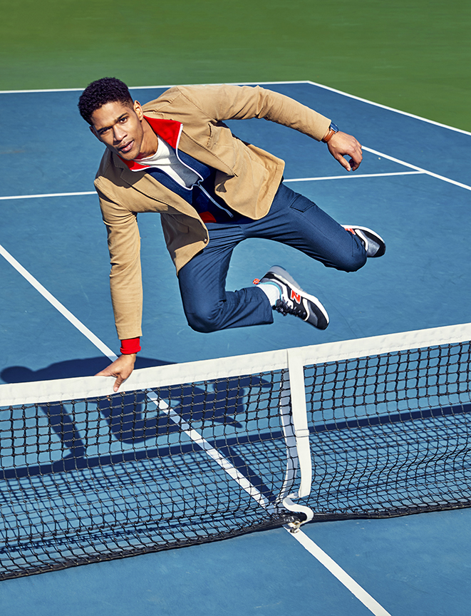 MEN'S HEALTH: Athletic Gear Every Day, Everywhere