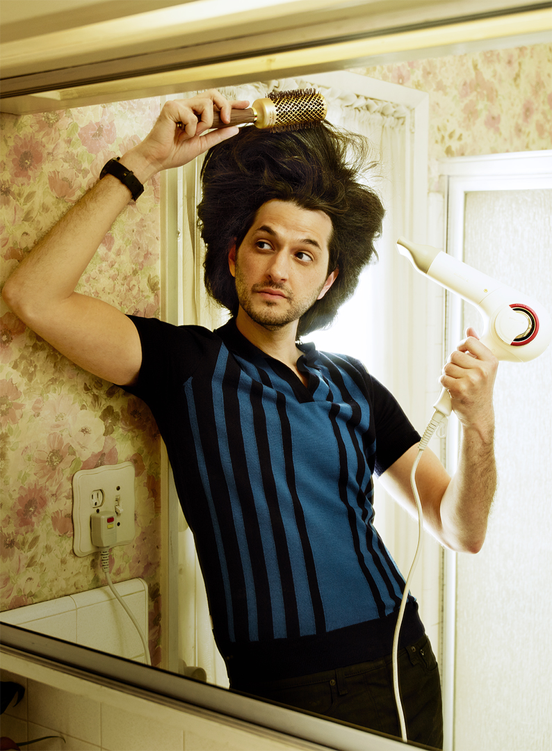 Ben Schwartz on grooming