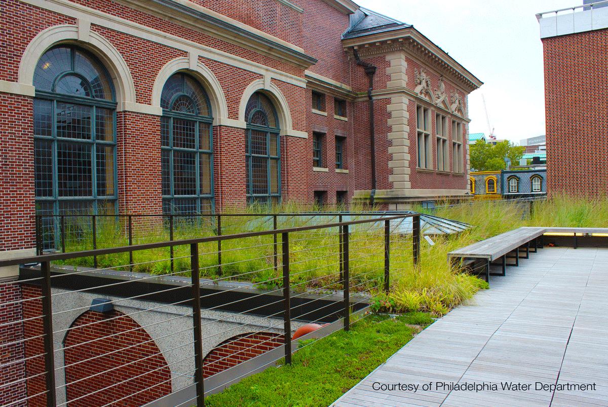 UPENN Law School: images courtesy of  Philadelphia Water Department
