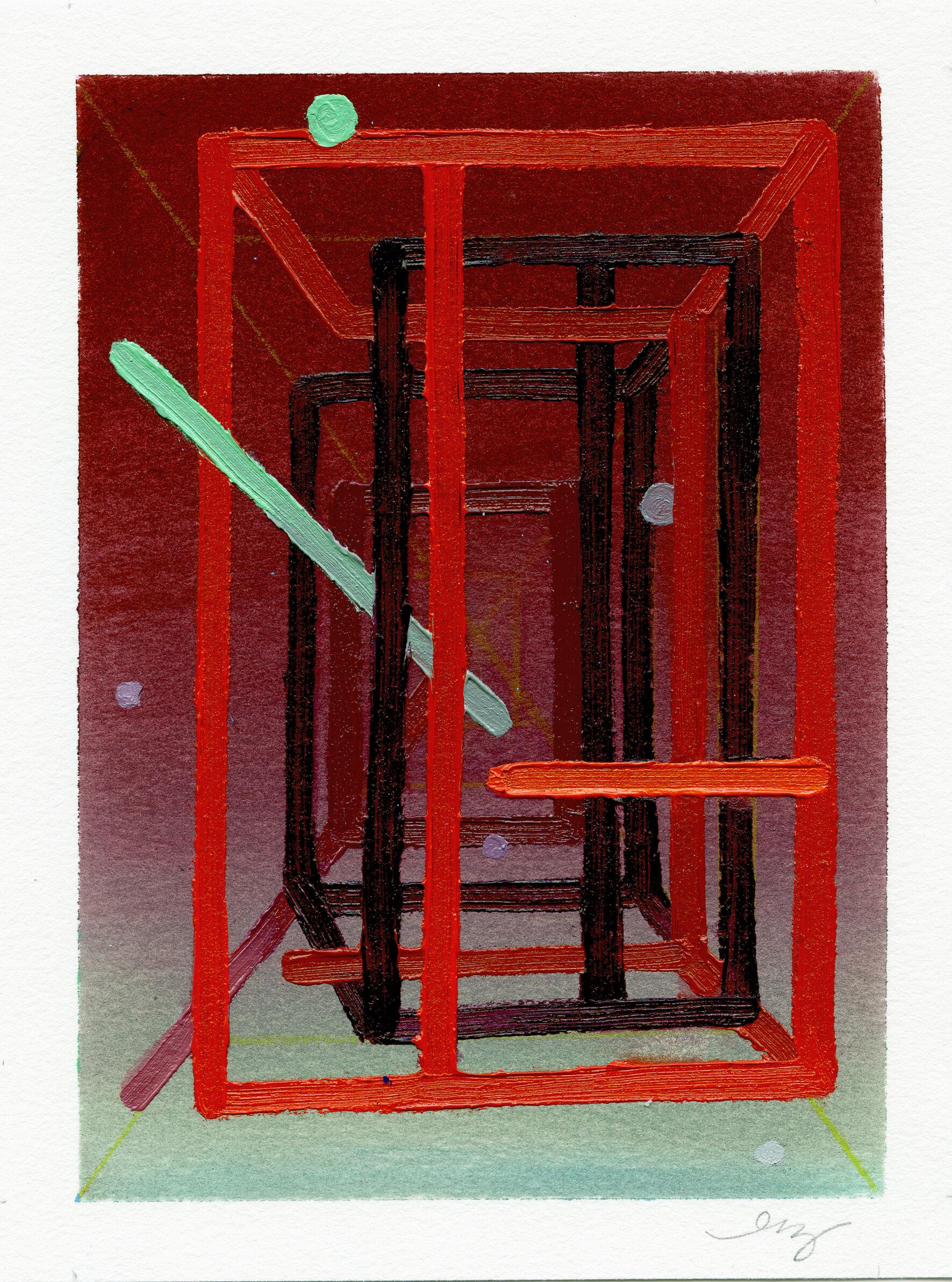 Red Box Maze