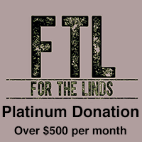 Platinum Donation Over $500 montlhly