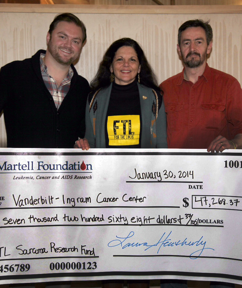Support the FTL Sarcoma Fund