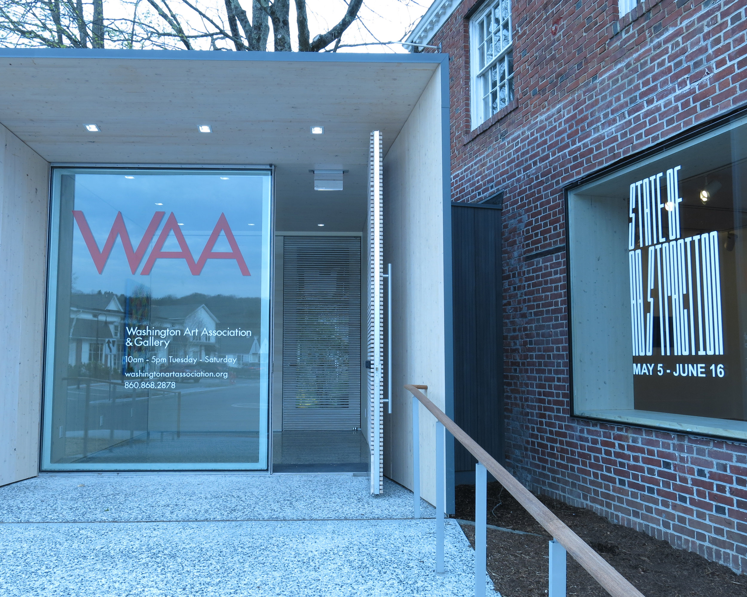 New Entry to the Washington Art Association