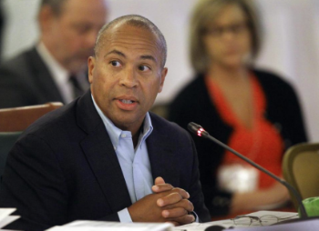 """FMM went to Boston and told Governor Deval Patrick, """"Thanks, but no thanks."""" (Associated Press file photo.)"""
