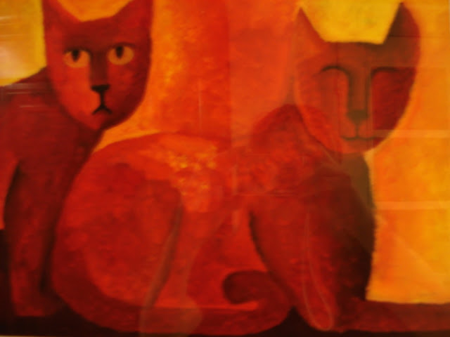Røde katte