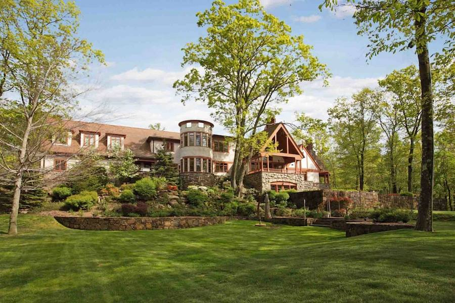 An estate I recently sold in Armonk, New York