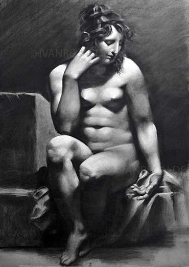 Ivan Recalde_Female Nude IV.jpg