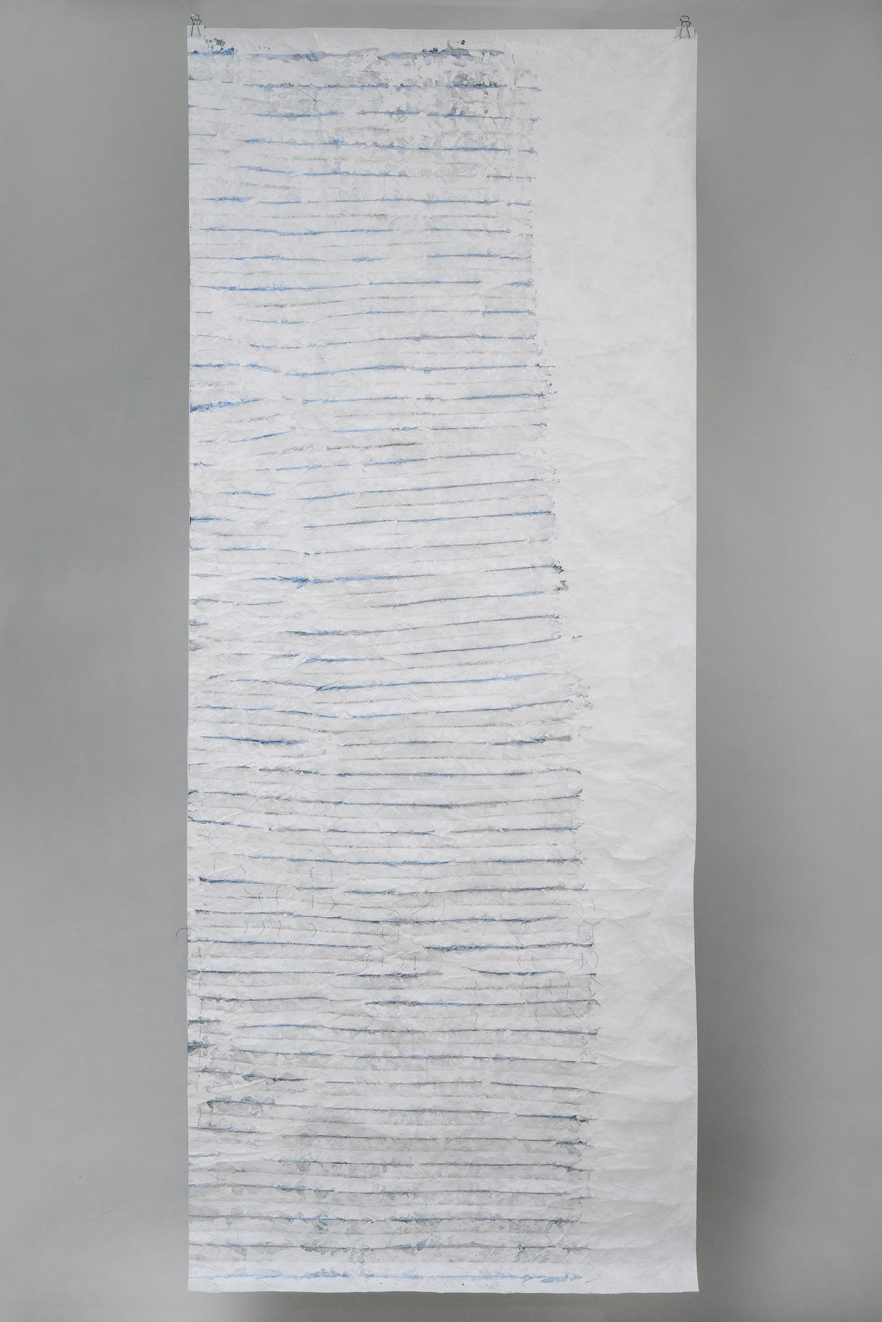 Shibori Panel Grey