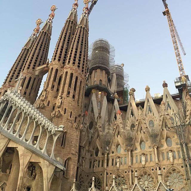 Sunny day in Barcelona ❣️