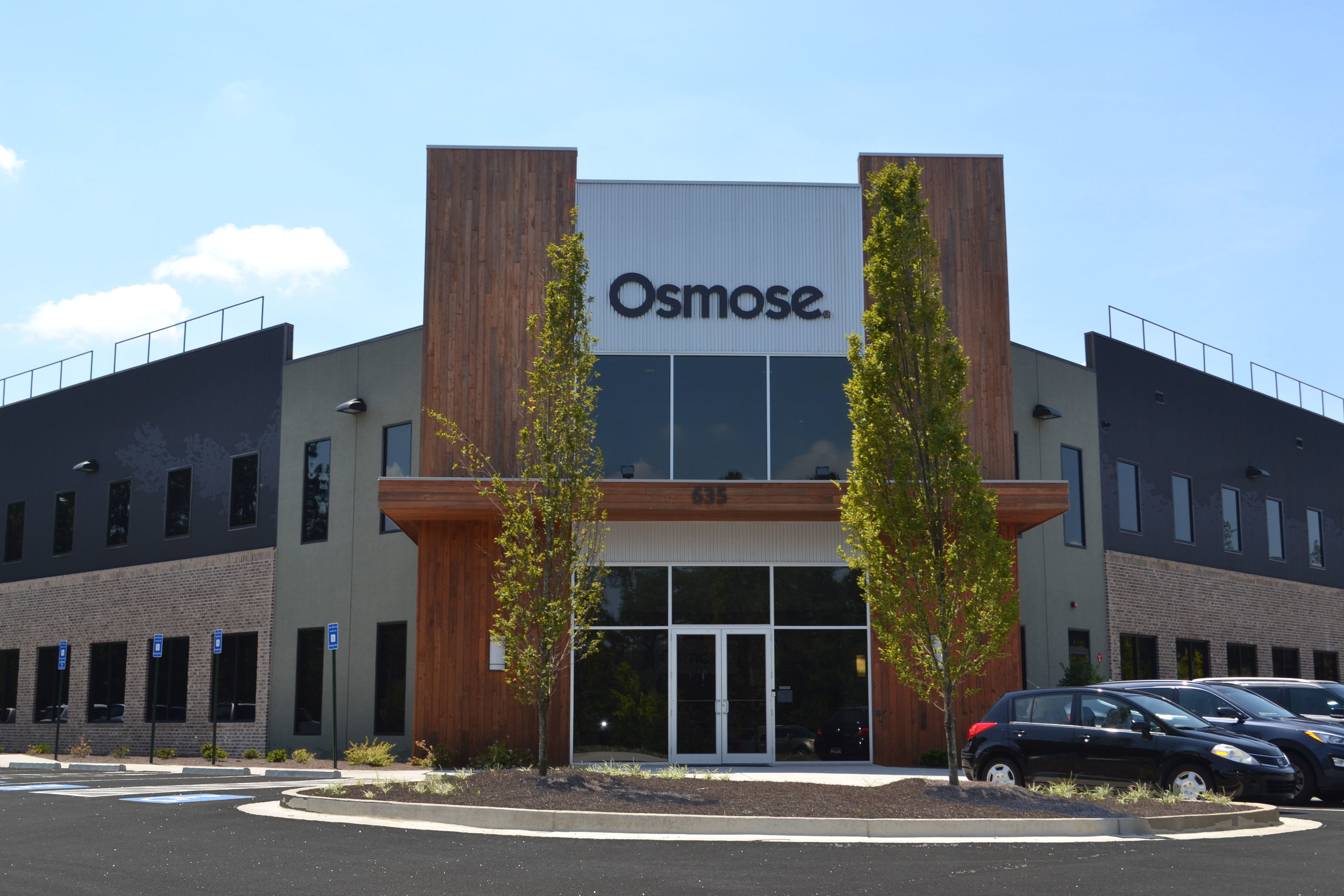 OSMOSE UTILITIES SERVICES, INC.