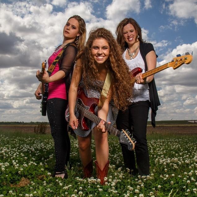 Blues Caravan / Girls With Guitars
