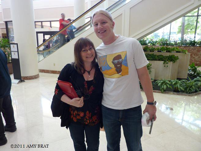 Amy Brat and Derek Trucks, Memphis 2011!