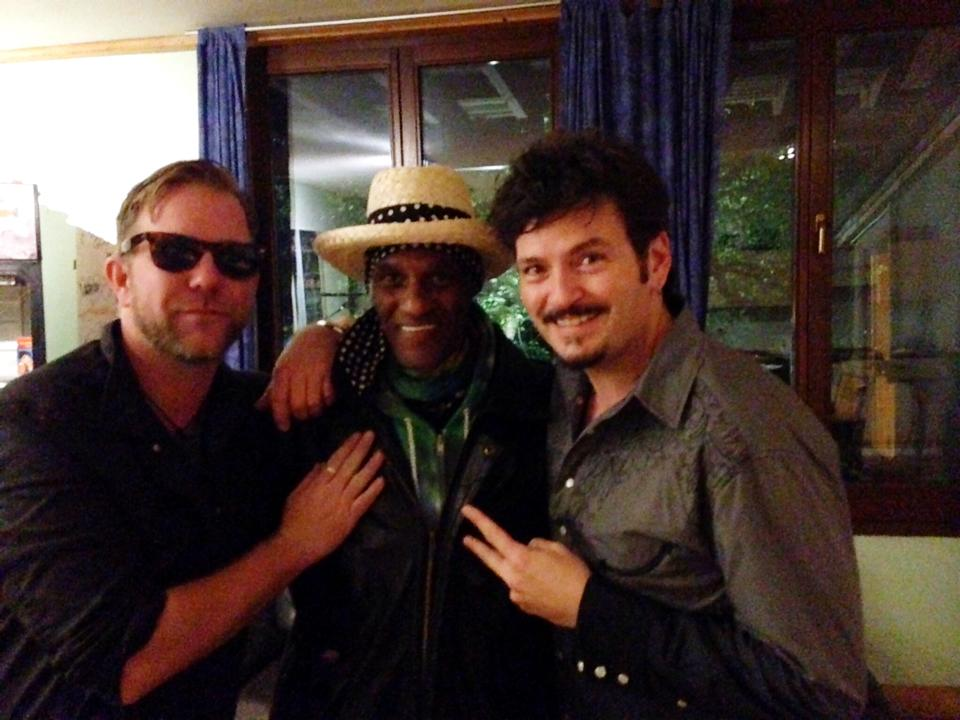 DEVON ALLMAN, CYRIL NEVILLE, AND MIKE ZITO