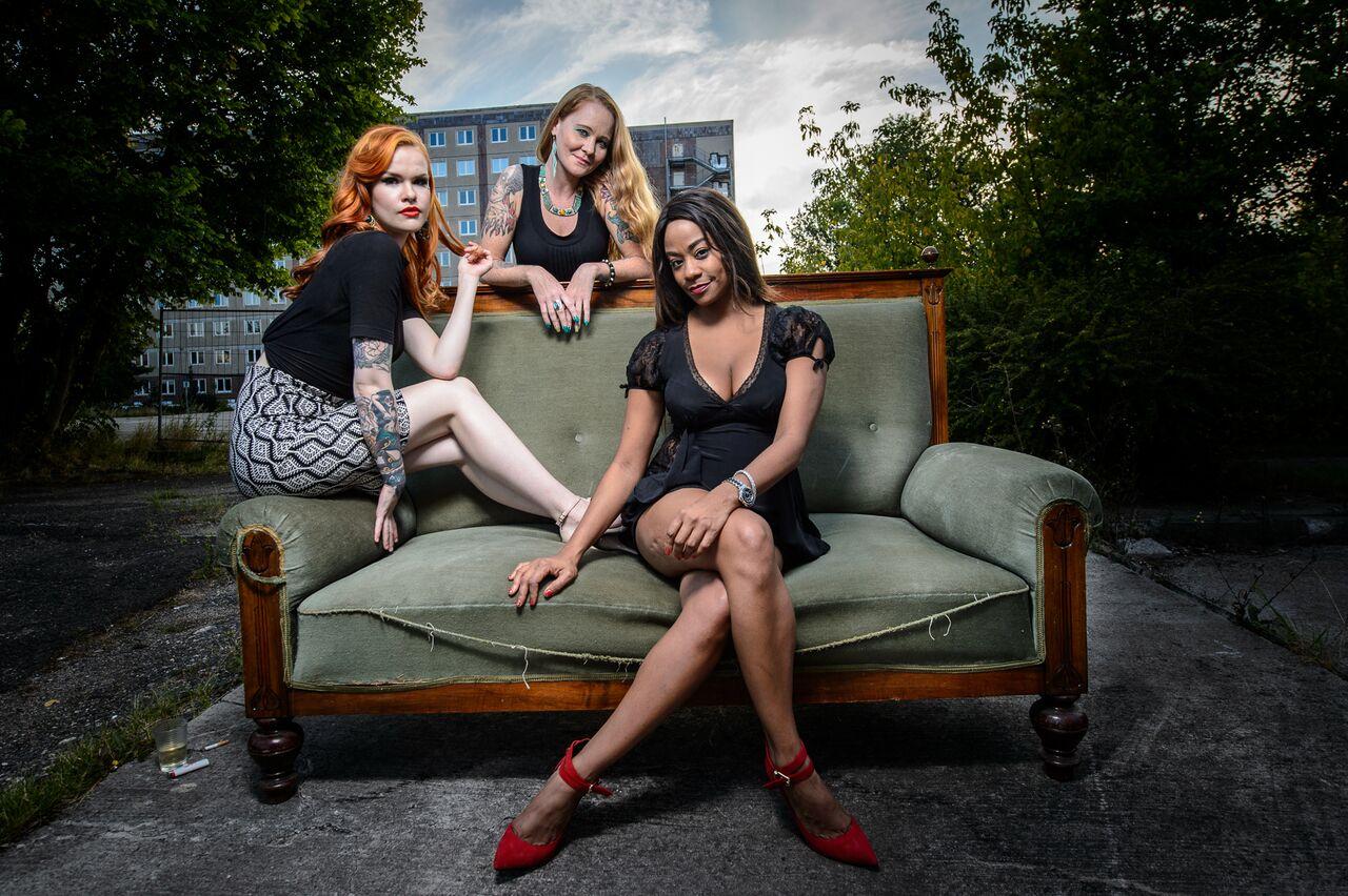 Ruf's Blues Caravan - Blues Sisters