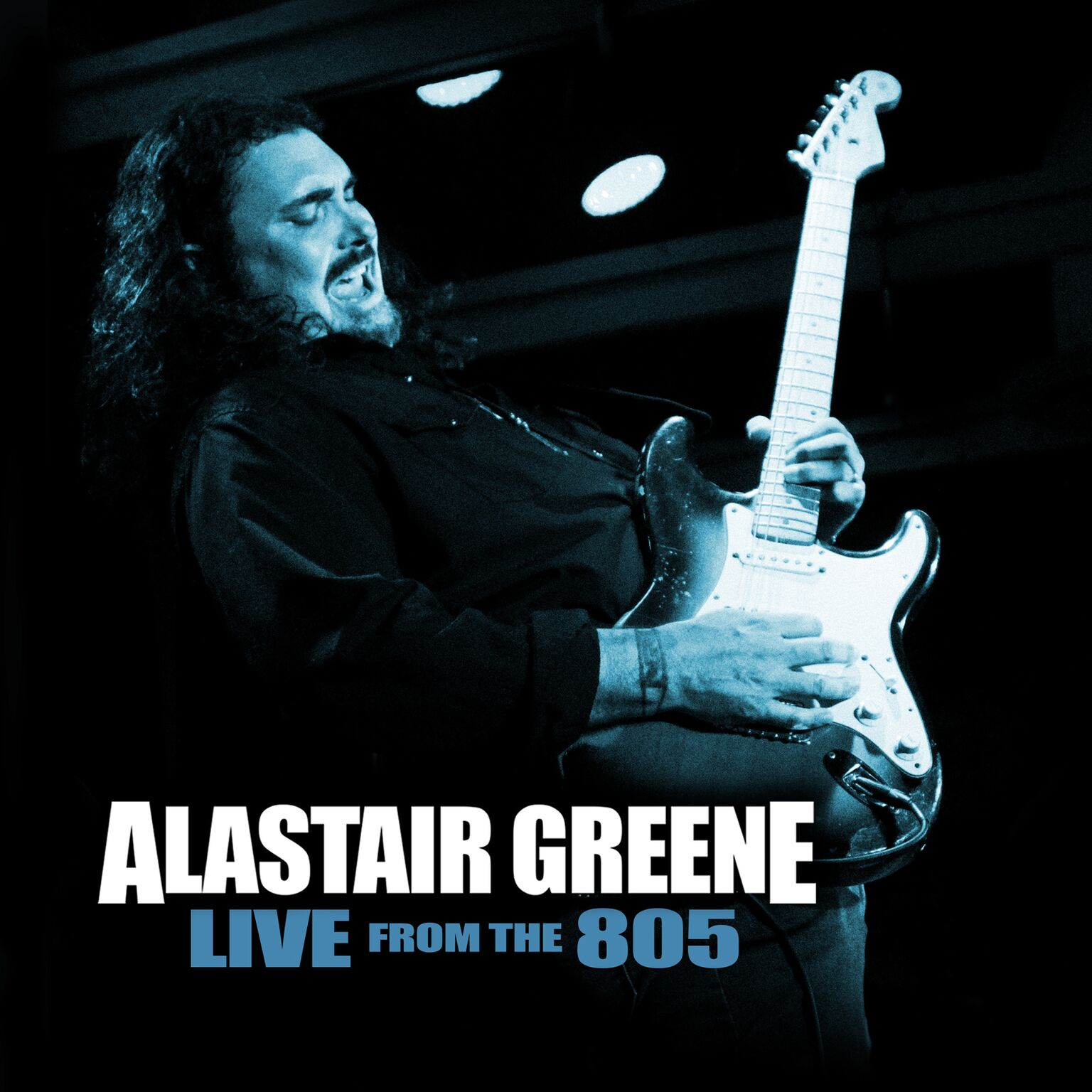 Alastair Greene - LIVE FROM THE 805 - Rip Cat Records