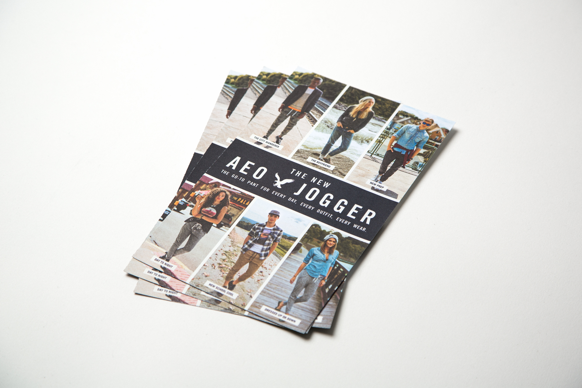 Fall '14 Direct Mail