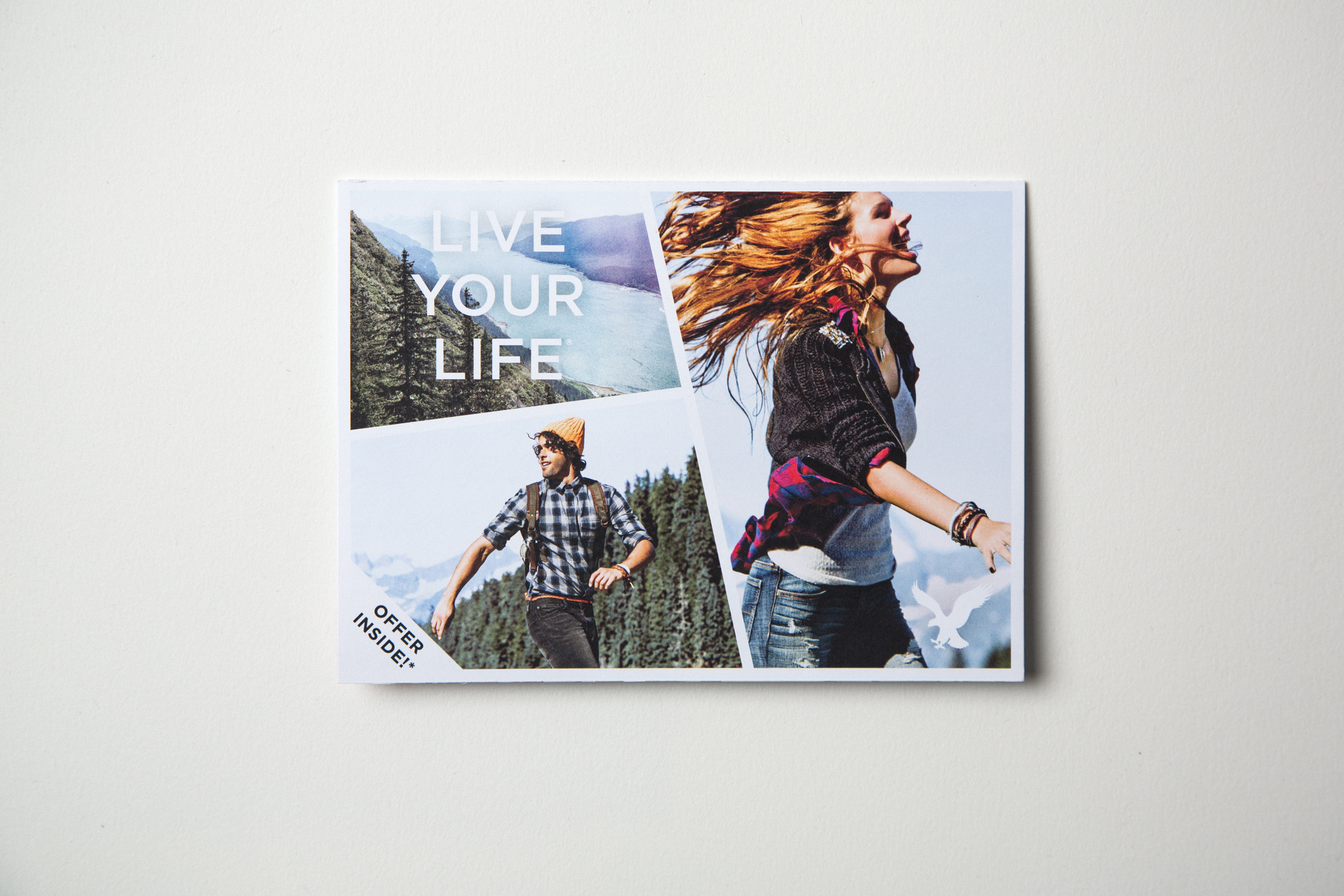 Holiday '13 Direct Mail