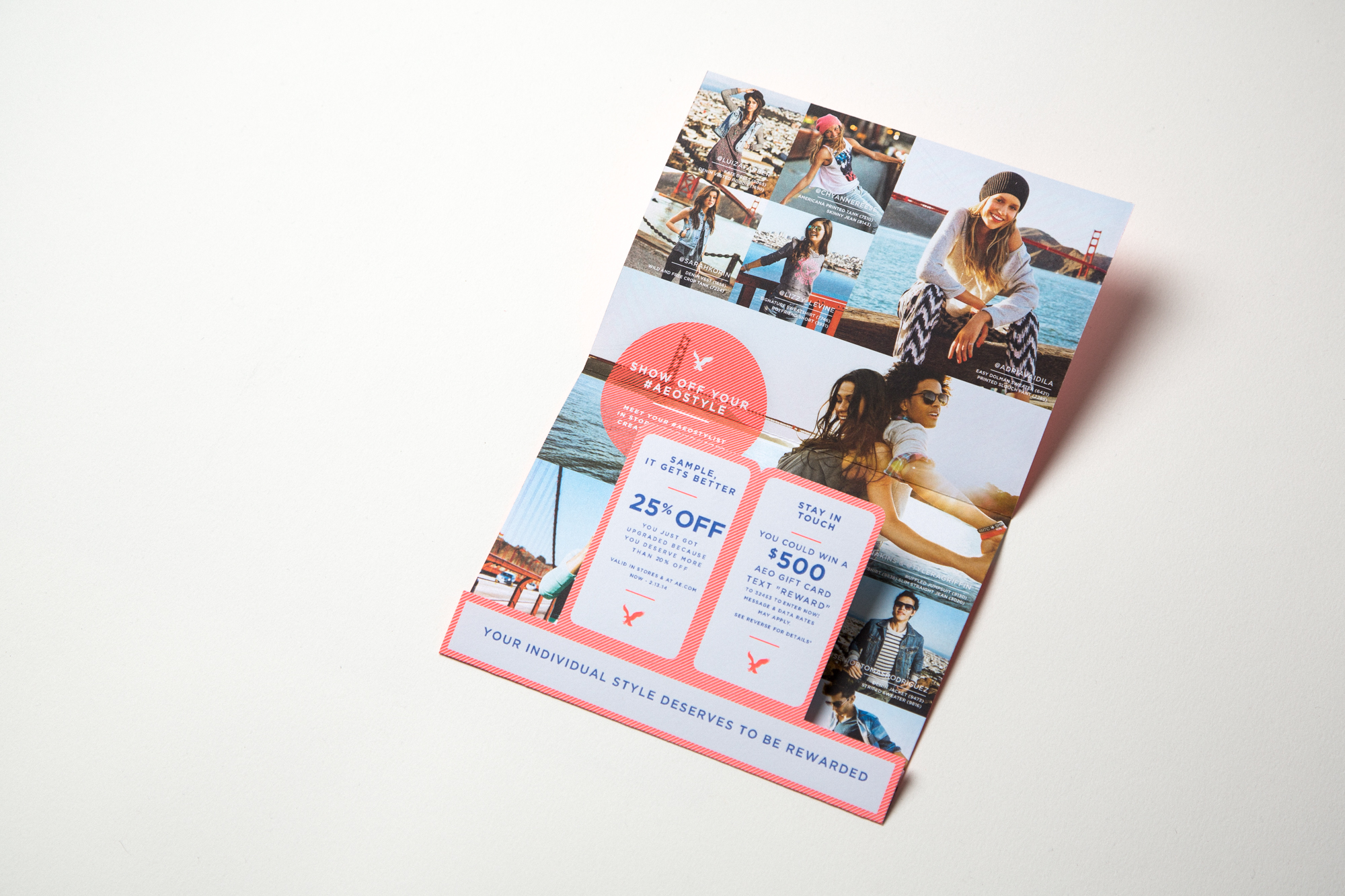 Spring '14 Direct Mail