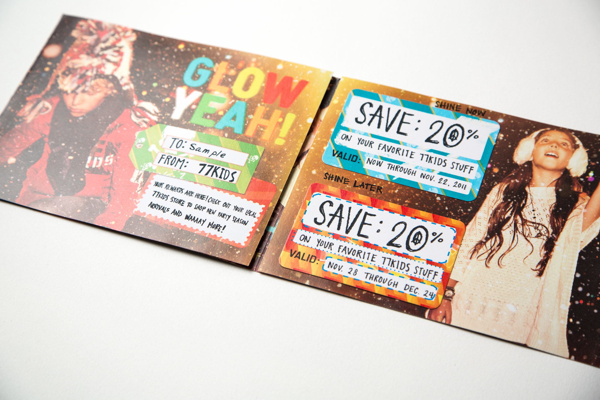 Holiday '11 Direct Mail