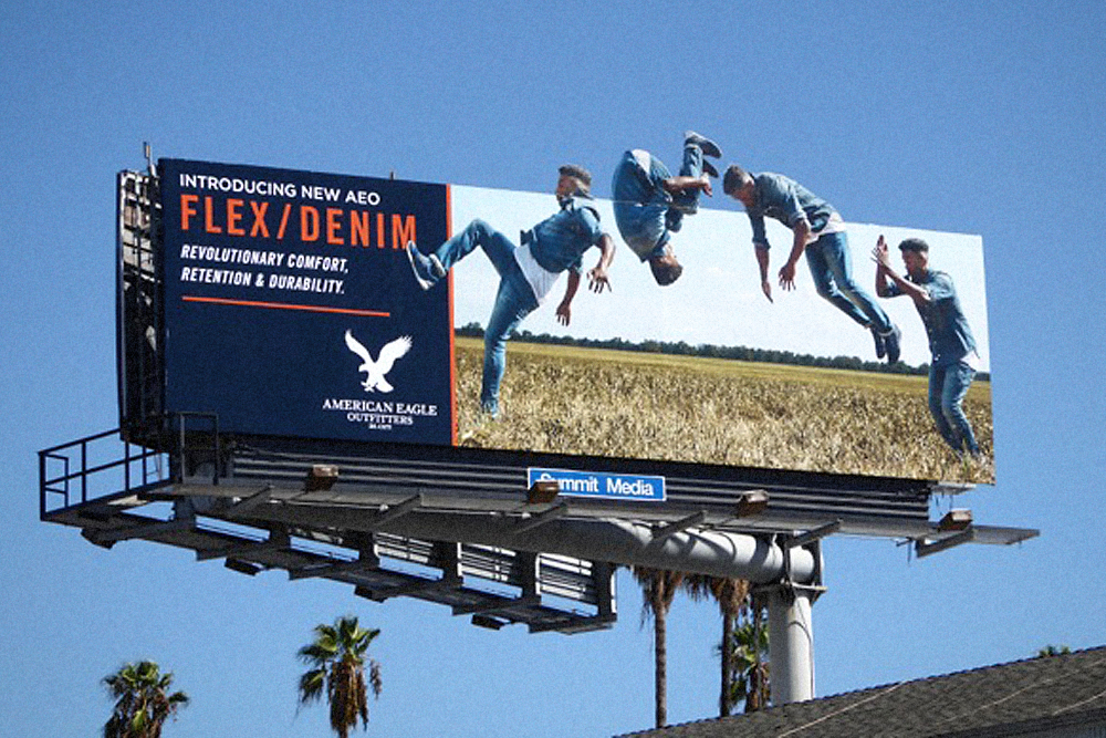 NYC & LA Billboard Campaigns