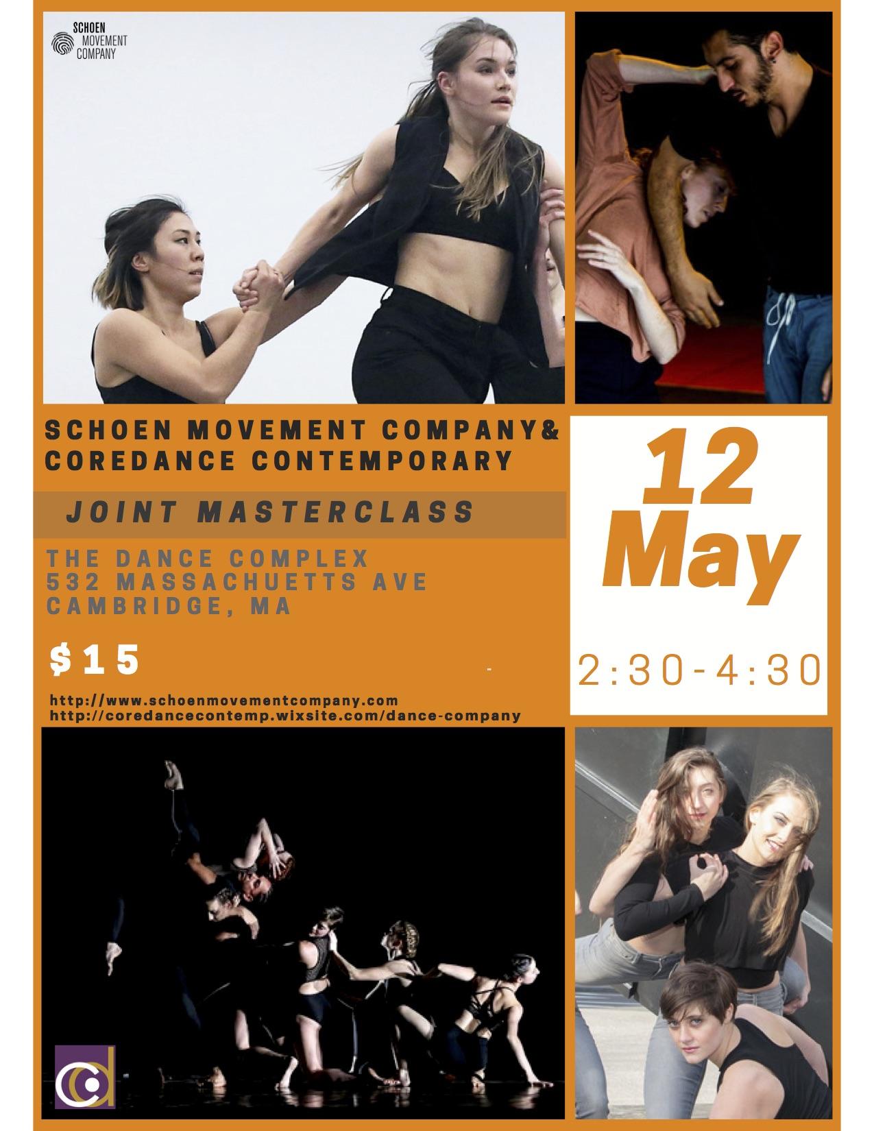 Schoen Movement, CoreDance Masterclass Flyer_Dance Complex.jpg