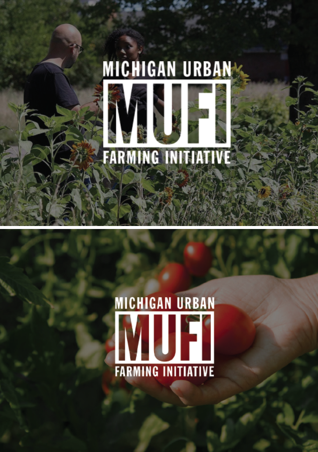 Proposed new logo seen on images for MUFI by Zak Plaxton, Blake Foster, and David Beasley.