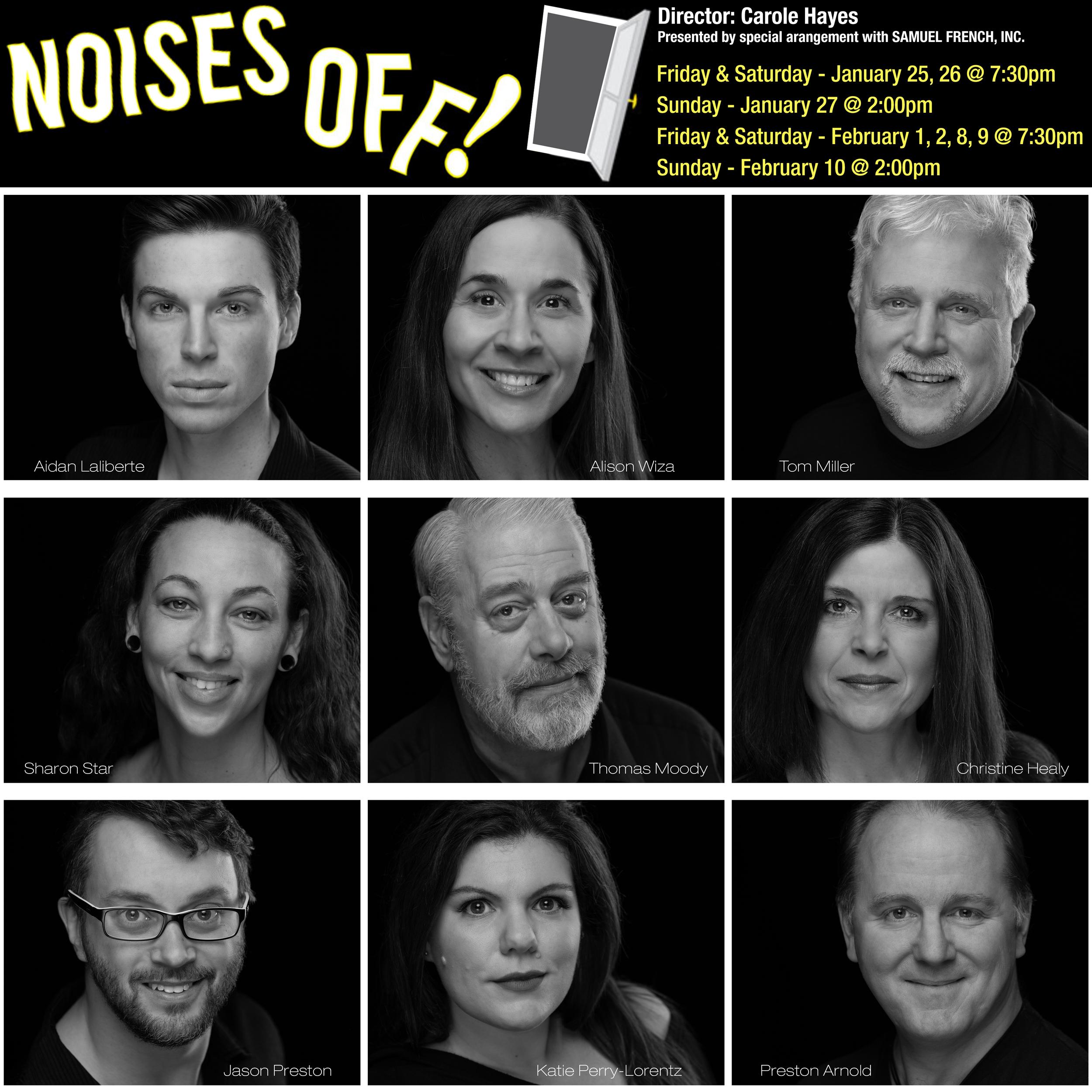 Cast of Noises OFF