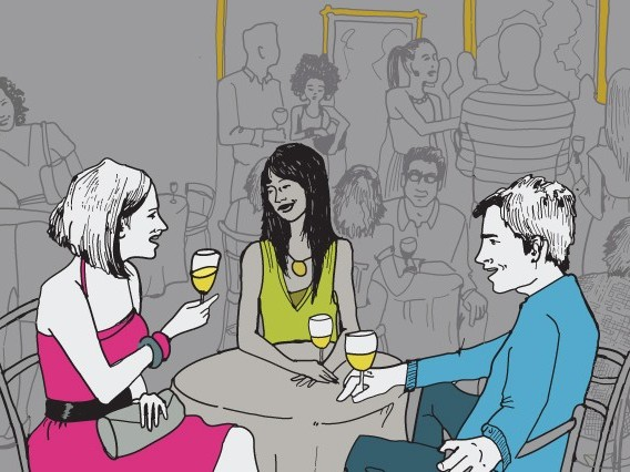 Image from the MFA First Friday Web Page