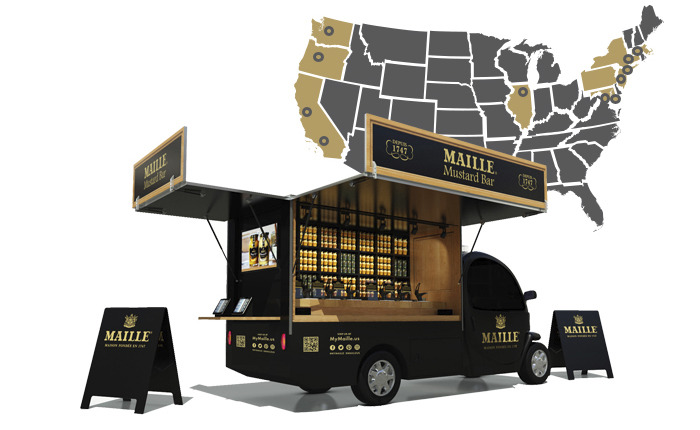 Maille Mustard Mobile (MMM)