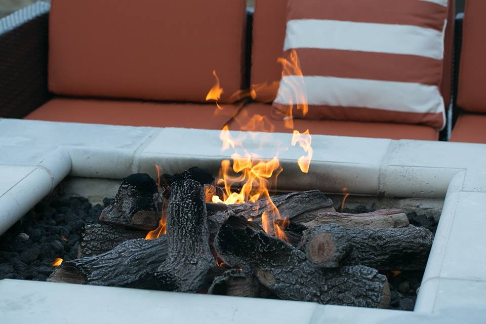 River Bar fire pit (photo from river bar facebook page.