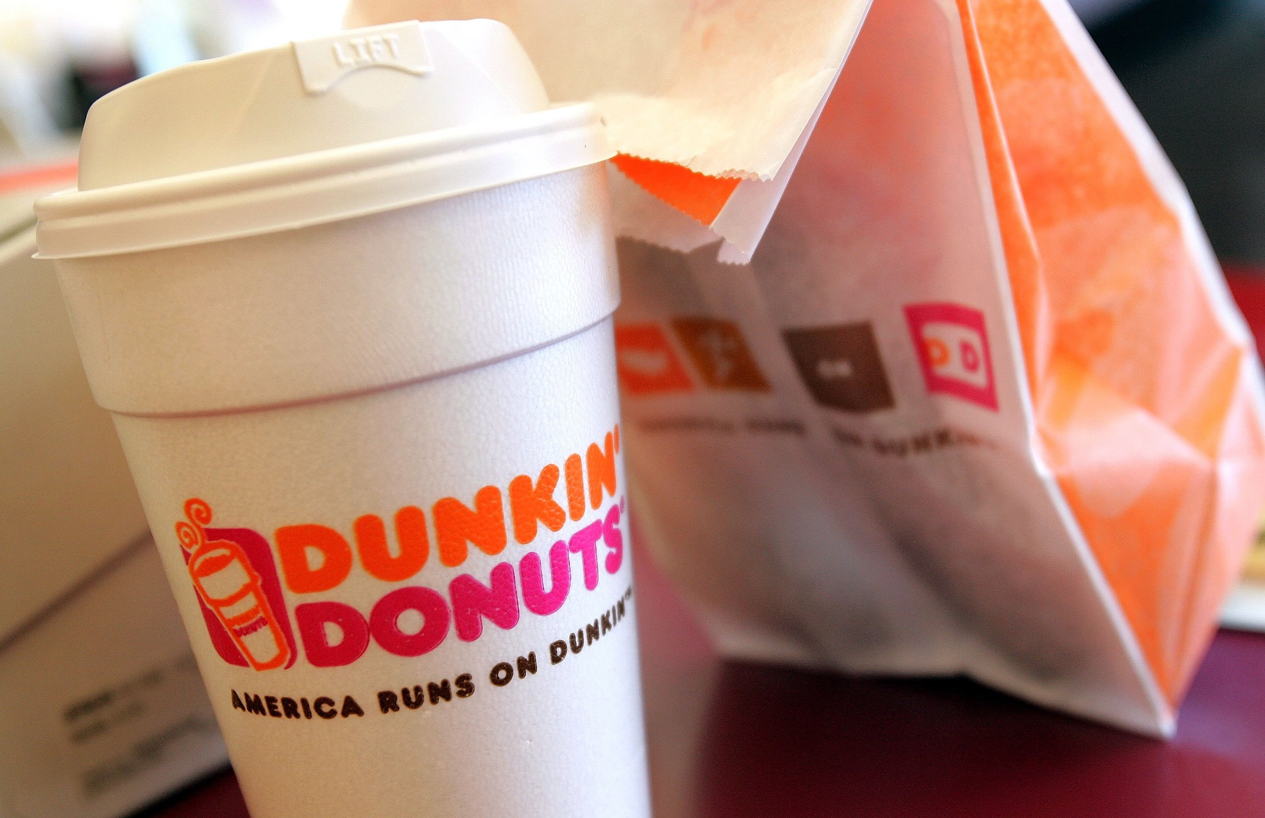 Boston Runs on Dunkin' Photo by Tim Boyle/Getty Images News / Getty Images