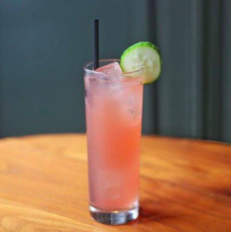 Photo, Cucumber Melon Margarita from The Merchant Social Media