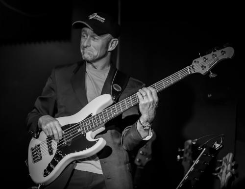 Brad Cummings - Bass, Drums