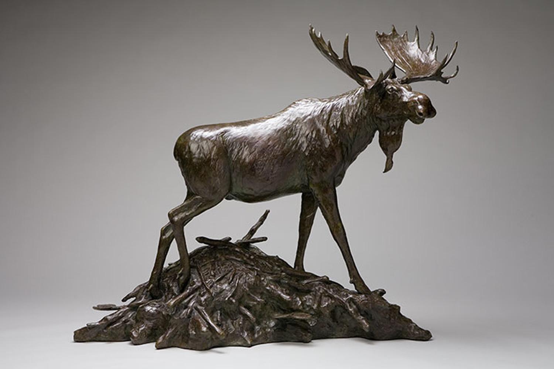 "Porcupine Meadows | 13"" tall"