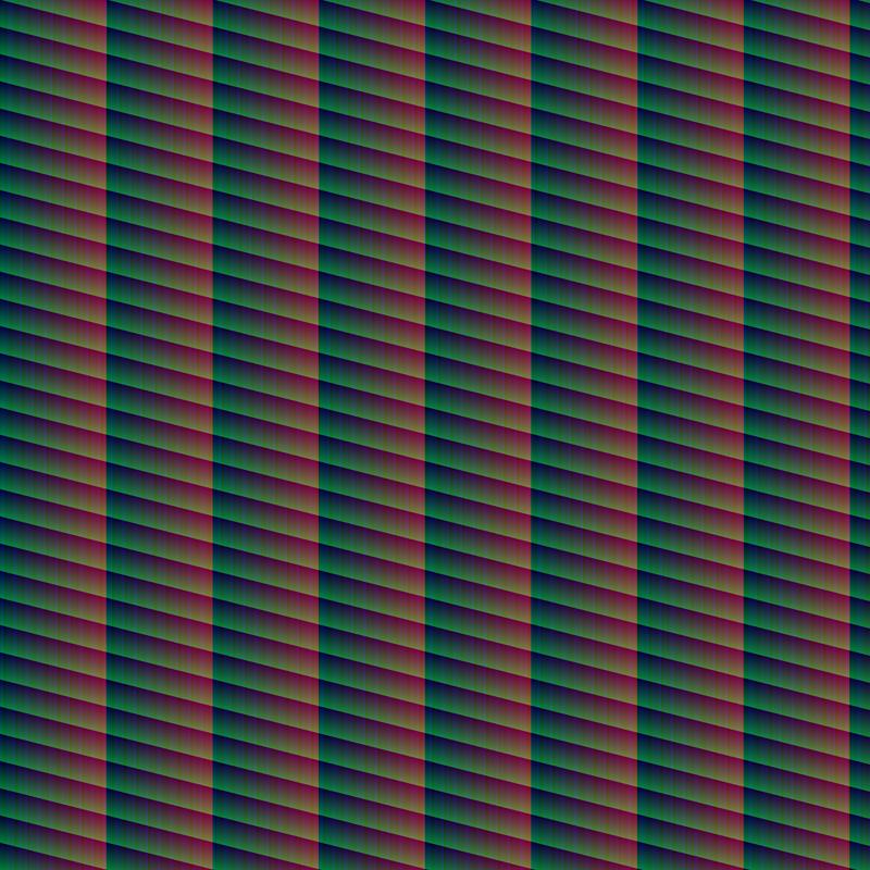 RGB Spectrum (128) ii