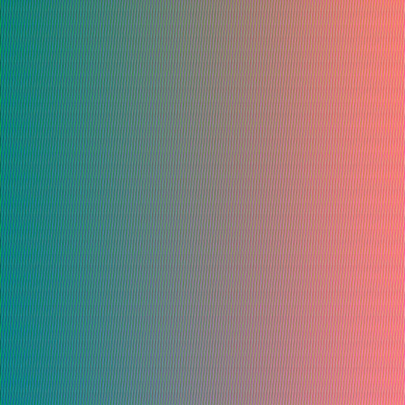 RGB Spectrum (256) ii
