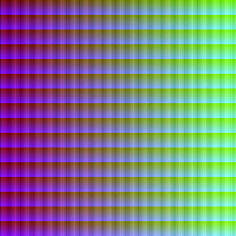 RGB Spectrum (255) iii
