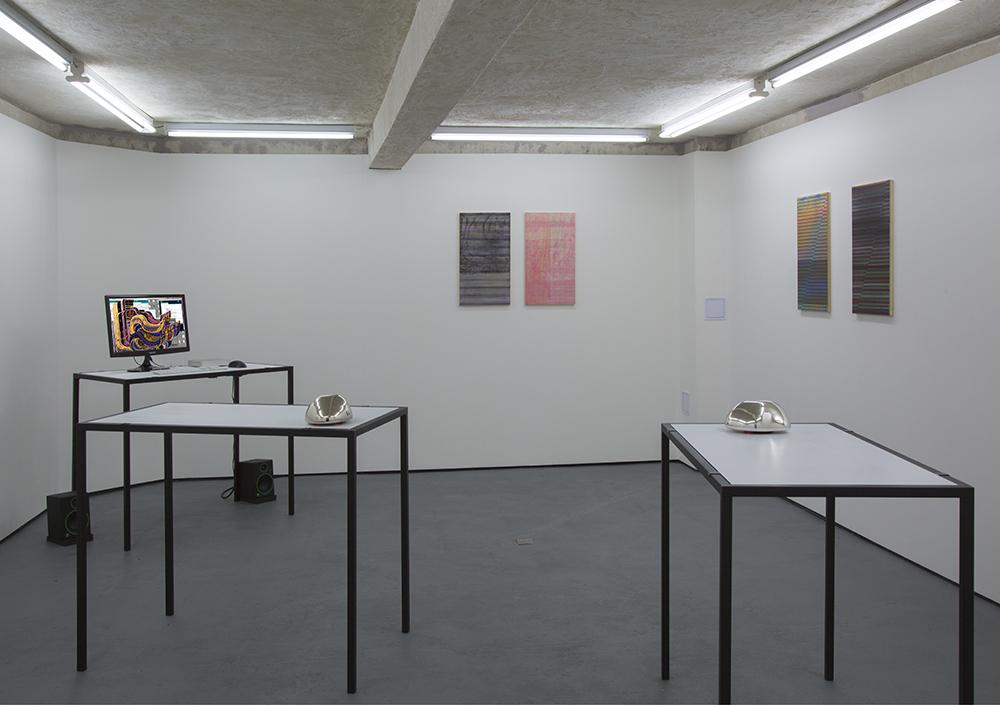 Room 1: Installation shot
