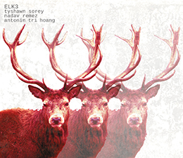 OutNow! New Release  ELK3 (Sorey, Remez,  Tri Hoang - Self titled)