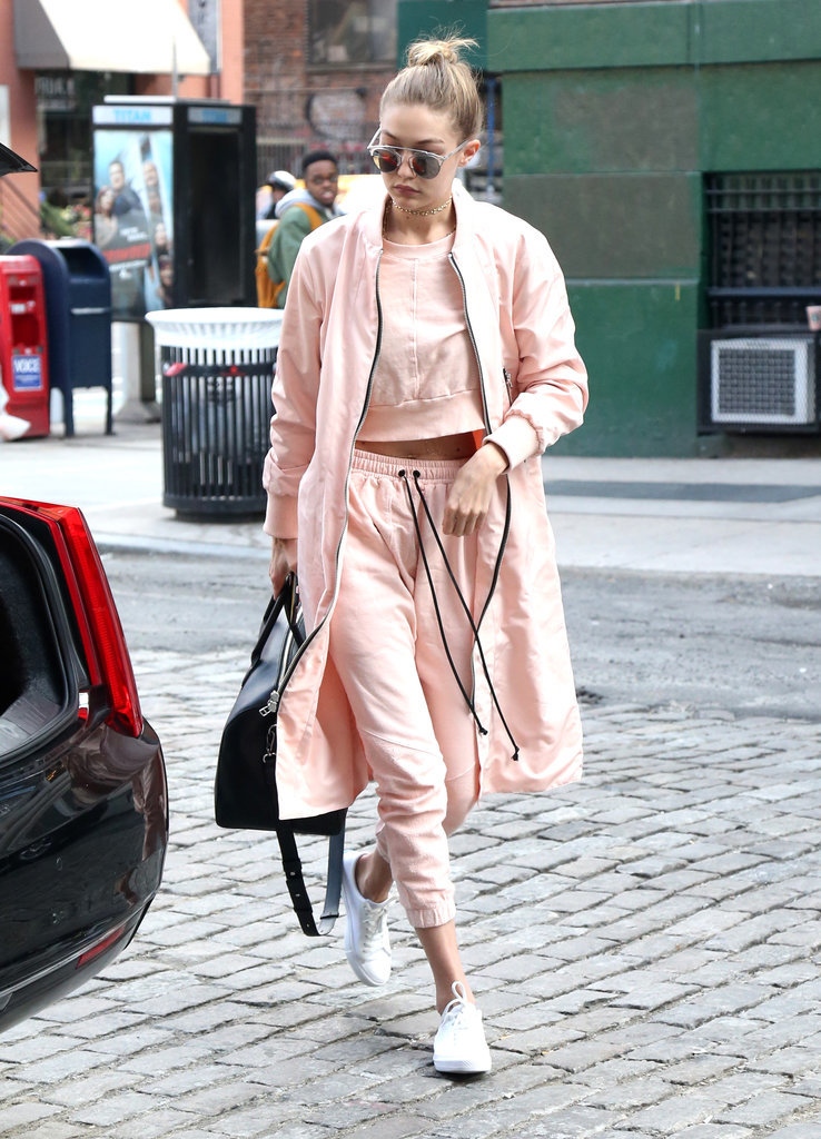I mean... Come on now! I love this look. www.popsugar.com.au