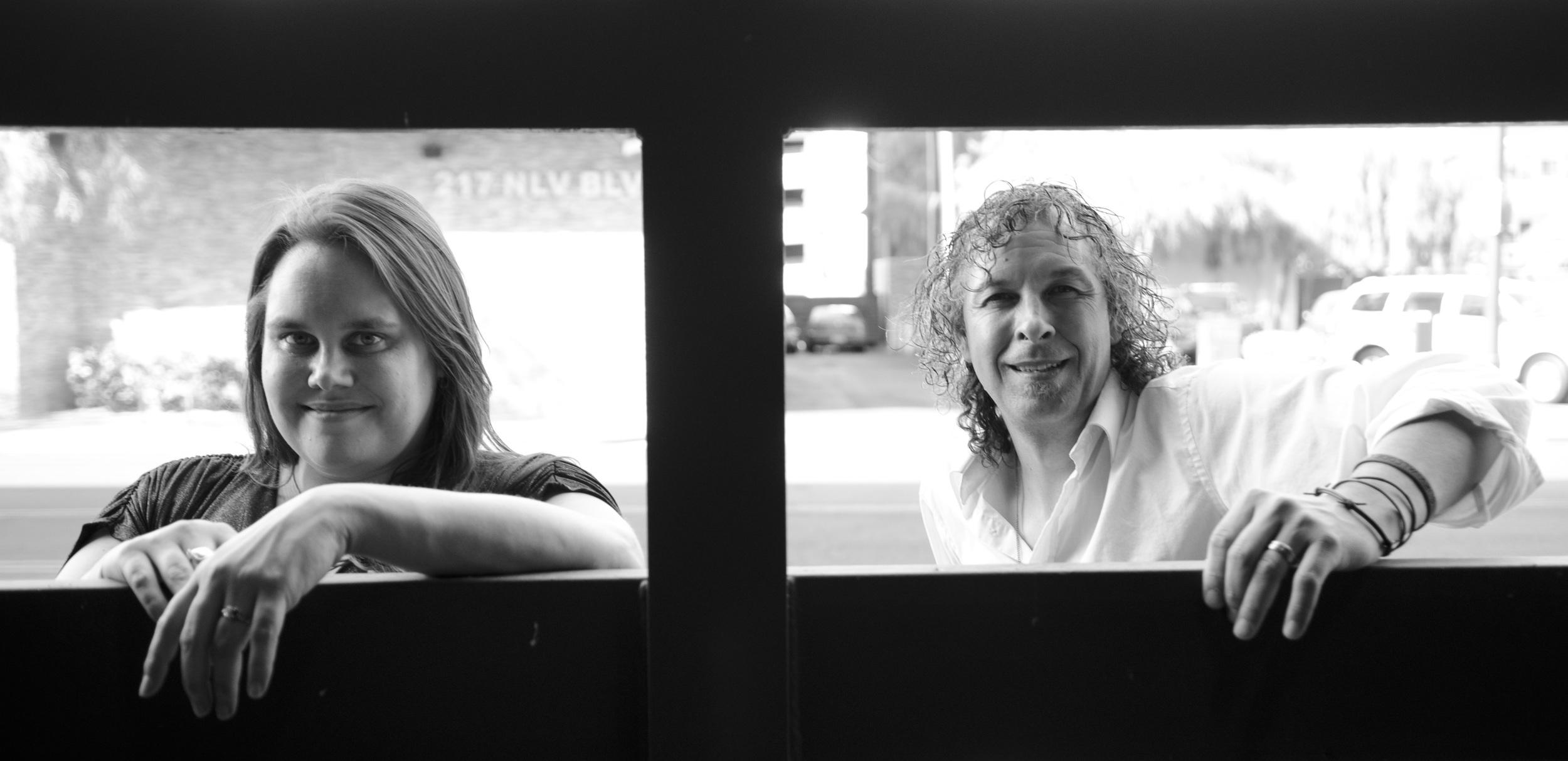 Isabelle and Chris Guzman of Las Treal. Las Vegas, NV.