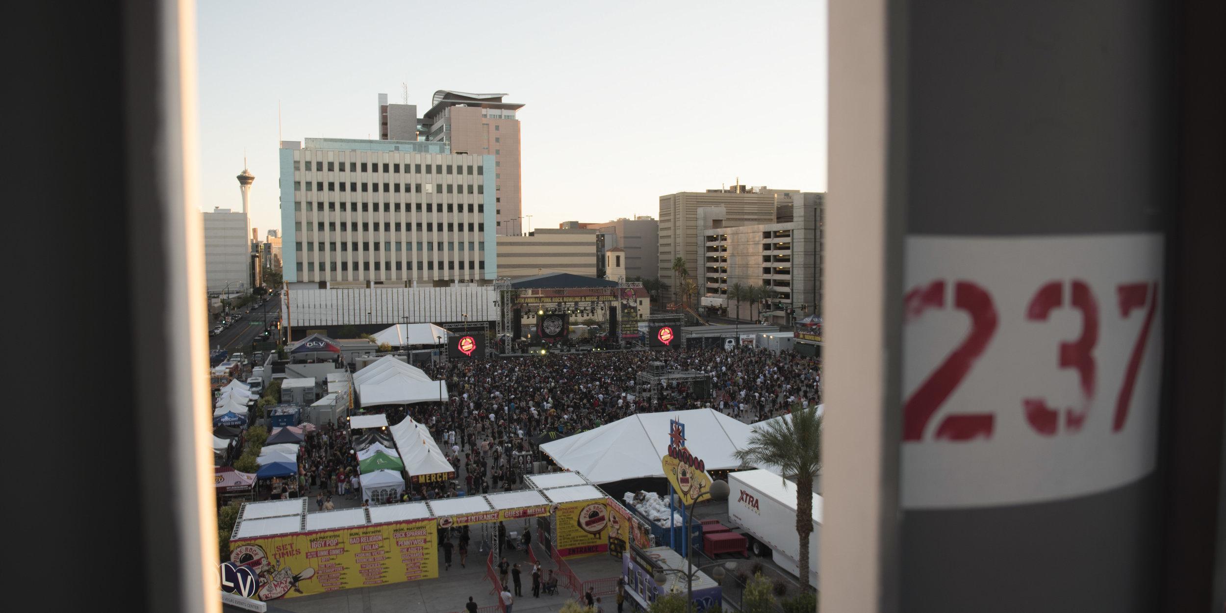 Punk Rock Bowling music festival 2017 in Las Vegas, Nev..