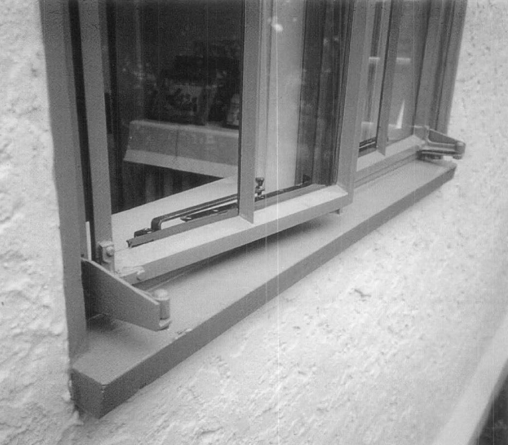 Casement Window Sash