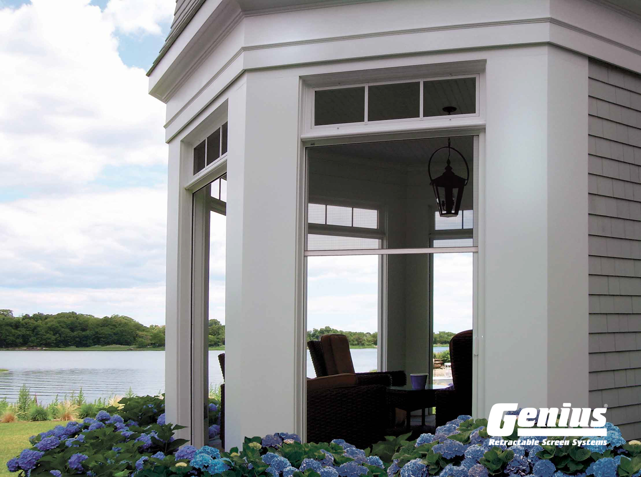 Right Path Windows & Restorations can supply screen doors for all applications.
