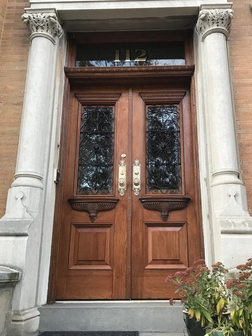 Custom Fabricated Wooden Entry Doors NYC | Doors for Houses of ... on